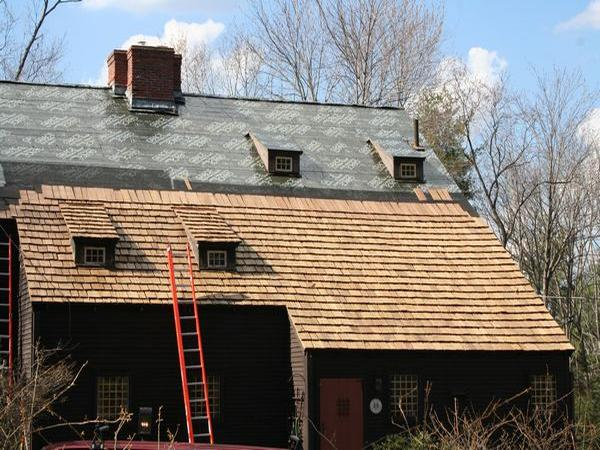 Cedar-Shake-Roof-Repair-Fircrest-WA